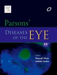 Cover image for Parson's Diseases of the Eye
