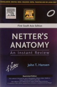 Netter's Anatomy: An Instant Review – First South Asia Edition - 1st Edition - ISBN: 9788131238950