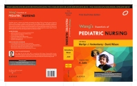 Wong's Essentials of Pediatric Nursing: A South Asian Edition - 1st Edition - ISBN: 9788131239926