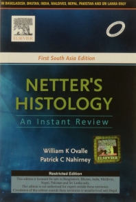 Cover image for Netter's Histology: An Instant Review - First South Asia Edition