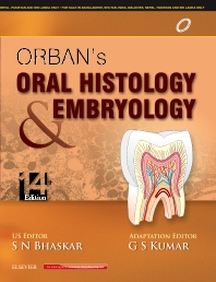 Cover image for Orban's Oral Histology & Embryology