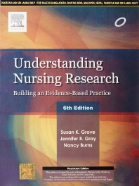 Cover image for Understanding Nursing Research,6e