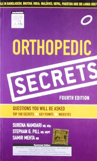 Orthopedic Secrets - 1st Edition - ISBN: 9788131242193