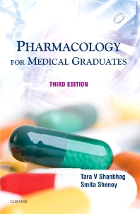 Cover image for Pharmacology: Prep Manual for Undergraduates