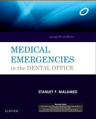 Cover image for Medical Emergencies in the Dental Office, 7e