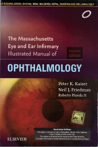 The Massachusetts Eye and Ear Infirmary Illustrated Manual of Ophthalmology - 1st Edition - ISBN: 9788131243084