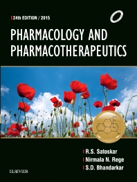 Pharmacology and Pharmacotherapeutics - 24th Edition - ISBN: 9788131243619, 9788131243718