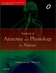 Textbook of Anatomy and Physiology for Nurses - 1st Edition - ISBN: 9788131243732, 9788131249215
