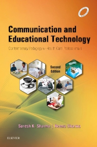Cover image for Communication and Educational Technology in Nursing