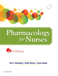 Cover image for Pharmacology for  Nurses