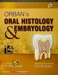 Cover image for Orban's Oral Histology and Embryology (Package deal)
