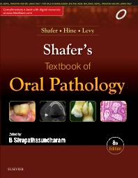 Cover image for Shafer's Textbook of Oral Pathology
