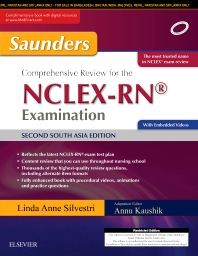 Cover image for Saunders Comprehensive Review for the NCLEX-RN Examination