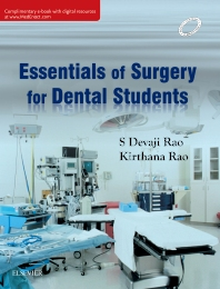 Cover image for Essentials of Surgery for Dental Students