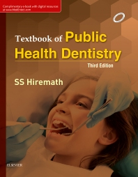 Cover image for Textbook of Public Health Dentistry