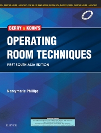 BERRY & KOHN'S OPERATING ROOM TECHNIQUE:FIRST SOUTH ASIA EDITION - 1st Edition - ISBN: 9788131247020, 9788131247211