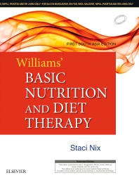 Cover image for Williams' Basic Nutrition & Diet Therapy: First South Asia Edition