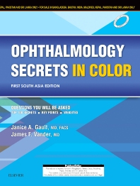 Cover image for Ophthalmology Secrets in Color: First South Asia Edition