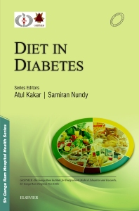 Cover image for Sir Ganga Ram Hospital Health Series: Diet in Diabetes Mellitus