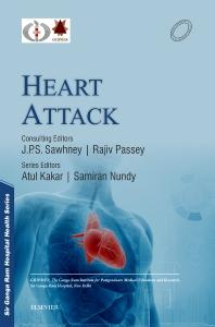 Cover image for Sir Ganga Raman Hospital Series Heart Attack
