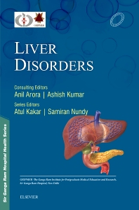 Cover image for Sir Ganga Ram Hospital Health Series: Liver Disorders