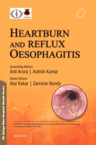 Cover image for Sir Ganga Ram Hospital Health Series: Heartburn and Reflux Oesophagitis