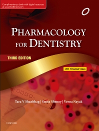 Cover image for Pharmacology for Dentistry