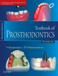 Cover image for Textbook of Prosthodontics