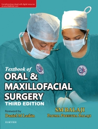 Cover image for Textbook of Oral & Maxillofacial Surgery