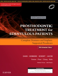 Cover image for Prosthodontic Treatment for Edentulous Patients: Complete Dentures and Implant-Supported Prostheses