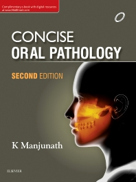 Cover image for Concise Oral Pathology