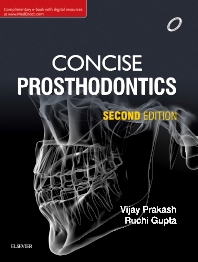 Concise Prosthodontics - 2nd Edition - ISBN: 9788131248782, 9788131249338
