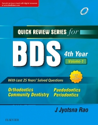 Cover image for QRS for BDS IV Year, Vol 1