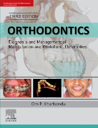 Cover image for Orthodontics: Diagnosis of & Management of Malocclusion & Dentofacial Deformities