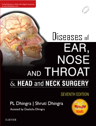 Cover image for Diseases of Ear, Nose and Throat