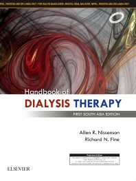 Cover image for Handbook of Dialysis Therapy: First South Asia Edition