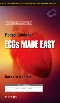 Pocket Guide for ECGs Made Easy: First South Asia Edition - 1st Edition - ISBN: 9788131248942