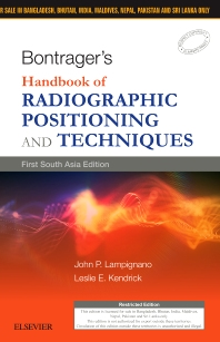 Bontrager's Handbook of Radiographic Positioning and Techniques: First South Asia Edition - 1st Edition - ISBN: 9788131248966