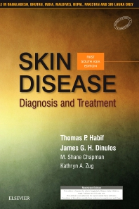 Cover image for Skin Disease-Diagnosis & Treatment:First South Asia Edition-E-book