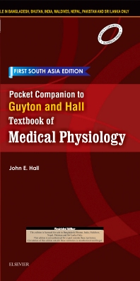Cover image for Pocket Companion to Guyton and Hall-Textbook of Medical Physiology: First South Asia Edition