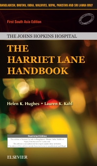 The Harriet Lane Handbook: First South Asia Edition - 1st Edition - ISBN: 9788131249017