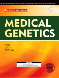 Cover image for Medical Genetics: First South Asia Edition