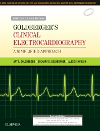 Cover image for Goldberger's Clinical Electrocardiography-A Simplified Approach: First South Asia Edition