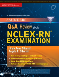 Cover image for Saunders Q & A Review for the NCLEX-RN® Examination: First South Asia Edition