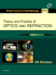 Cover image for Theory and Practice of Optics & Refraction