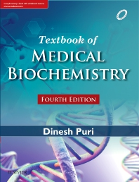 Cover image for Textbook of Medical Biochemistry