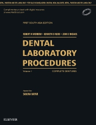 DENTAL LABORATORY PROCEDURES, First South Asia Edition (3 Vol set) - 1st Edition - ISBN: 9788131249819