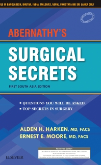 Abernathy's Surgical Secrets: First South Asia Edition - 1st Edition - ISBN: 9788131249871, 9788131249888