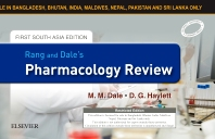Cover image for Rang & Dale's Pharmacology Review: First South Asia Edition