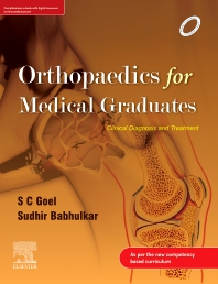 Cover image for Orthopaedics for Medical Graduates